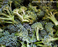 Chopped Broccoli