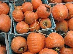Round Carrots